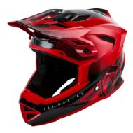 Fly 2019 Bike Default Helmet (Dither Red/Black)
